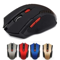 2000dpi 2 4ghz wireless optical mice gamer wireless mouse with usb receiver mause for computer laptop