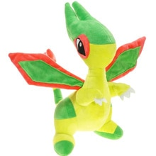 30cm Plush Eevee Stuffer Pp Cotton Ex Gx Mega Doll Toy Flygon Plush Eevee Toy Gift for Funs
