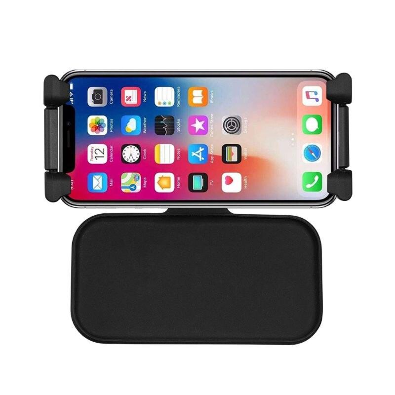 "Universal 360 rotación coche reposacabezas Smartphone montaje Tablet reposacabezas asiento trasero soporte cuna para iphone ipad 4,7-12,9"""
