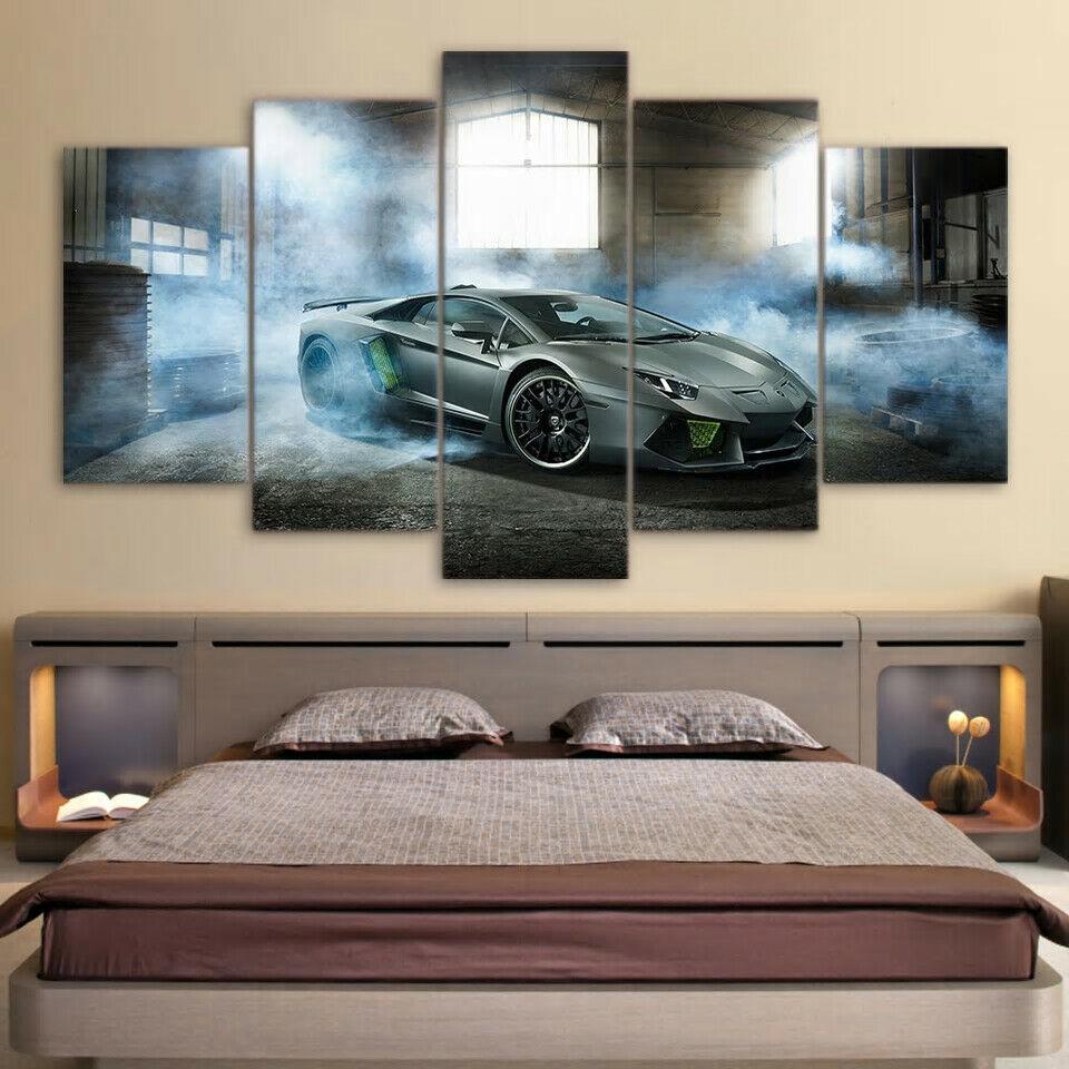 lienzo-sin-marco-para-coche-posteres-de-arte-de-carreras-clasicos-de-lujo-f1-fotos-cuadros-decoracion-del-hogar-decoraciones-de-pintura-5-uds