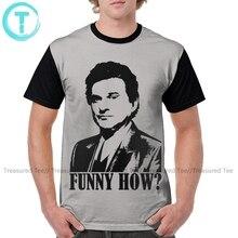 Goodfellas T Shirt Goodfellas Joe Pesci Funny How T-Shirt Short-Sleeve Polyester Tee Shirt Graphic Tshirt