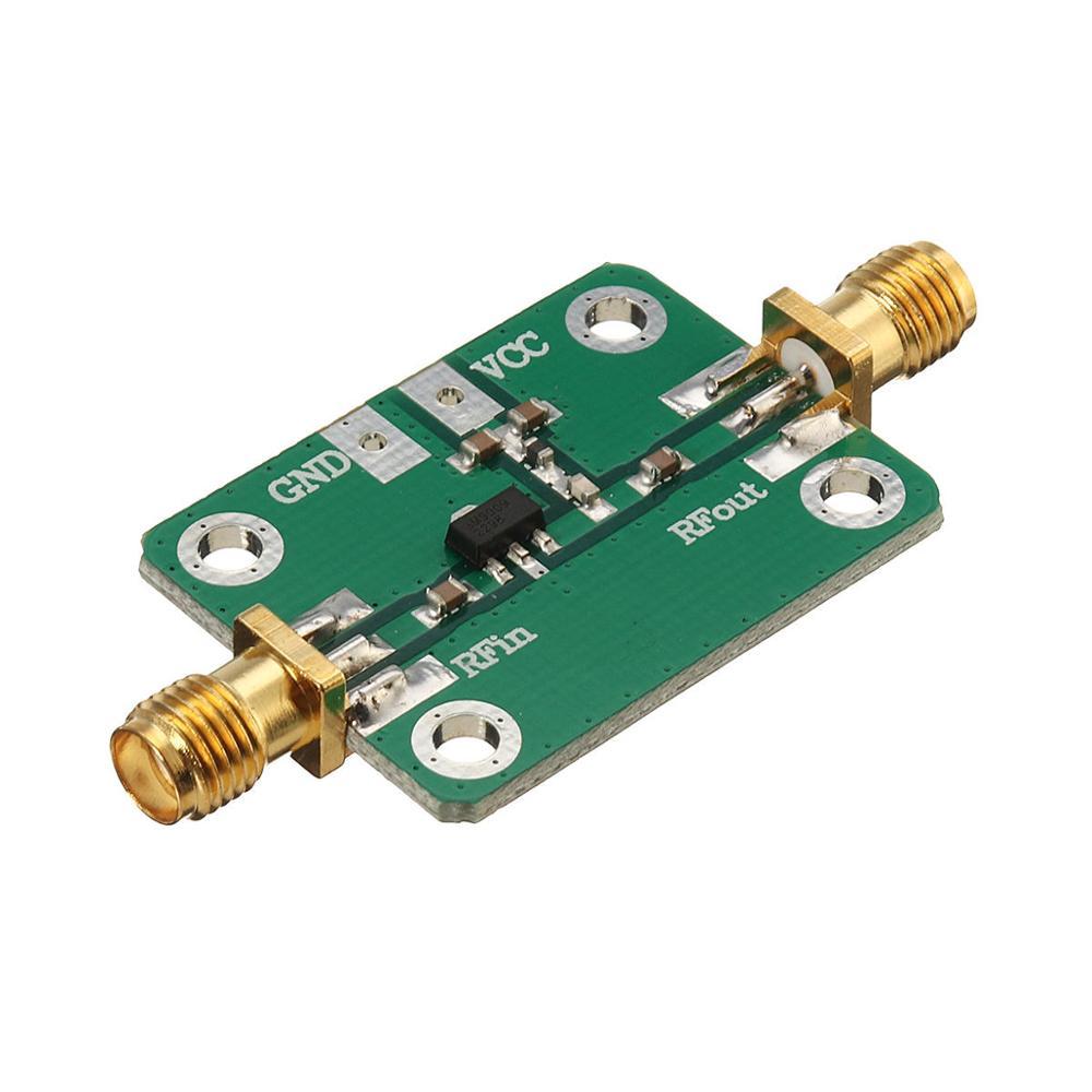5V 50-4000MHz gain 21.8dB RF Wideband Amplifier TQP3M9009 LNA Board Modules DC 5V  for FM HF VHFf/UHF