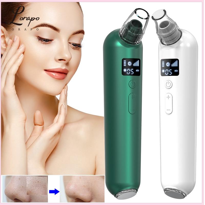 Facial Treatment Blackhead Removal Electric Pores Acne Acne Vacuum Cleaner Black Spots Blackhead Removal Device Skin Care Tools