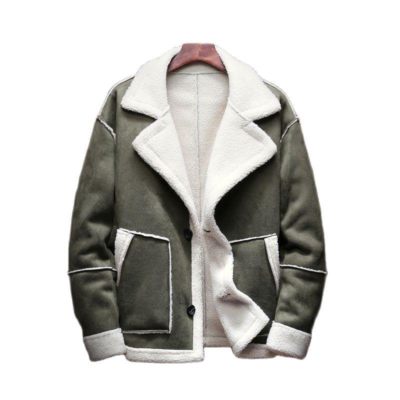 2021 мужские зимние пальто и куртки большого размера, мужские повседневные теплые пальто, зимние утепленные куртки, верхняя одежда с меховым ...