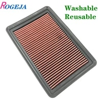 replacement air filter car sports for mazda 3 axela 6 atenza cx 4 cx 5 premacy 2 0l 2 5l biante 2 3l intake filters high flow