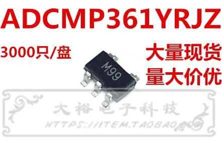 5 piezas ADCMP361YRJZ M99 SOT23-5 Original