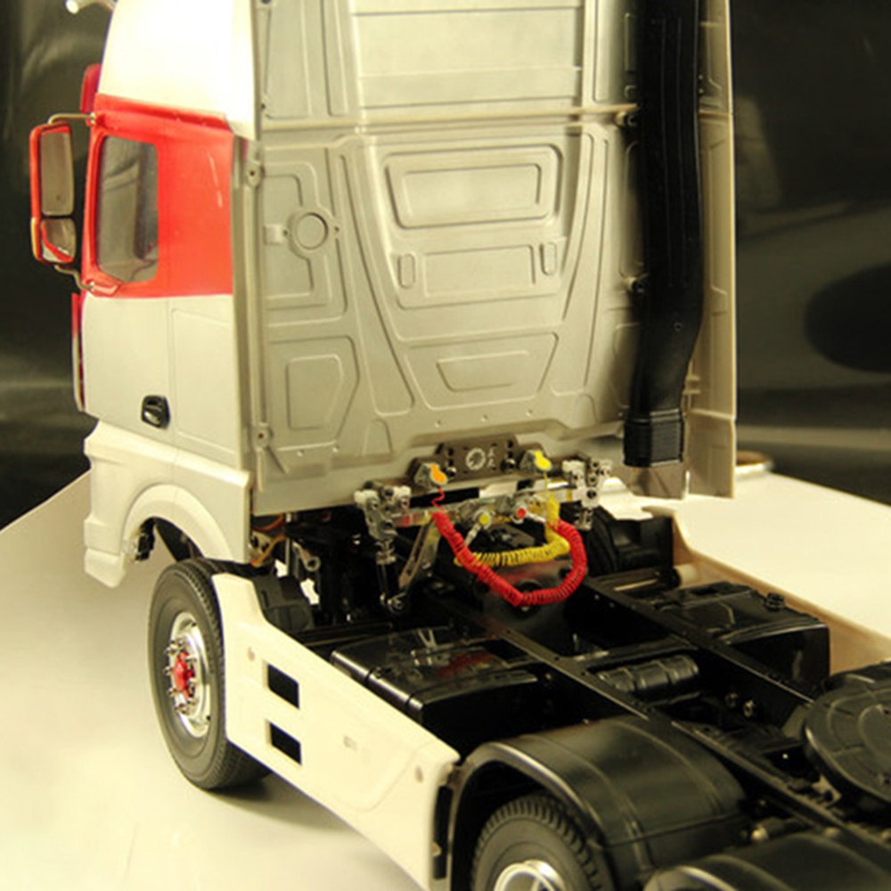 RC Body Front Rear Dynamic Levitate Suspension System Kit for 1/14 Tamyia Truck SCANIA MAN Actros Arocs DIY Upgrade Part enlarge