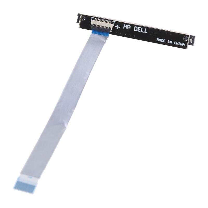 Cabo flexível do conector de 12pin hdd para dell H-P M6-AR 15z-ar 15-aq M6-AQ fio do portátil dxac