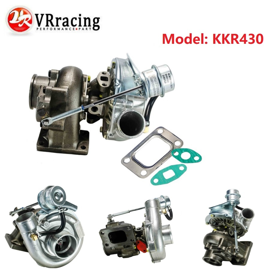 شاحن توربيني VR - KKR430 T430 لنيسان, RB20 RB25 2-3L T3 Turbine .58 A/R comp. 50 A/R توربو VR-TURBO36
