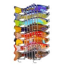 Leurres de pêche en mer à plusieurs sections 10cm 15.6g appât Luya Duo leurre bionique manivelle matériel de pêche nourriture de poisson en plastique Eging leurre