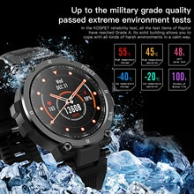 2021 Smart Watch waterproof Men Women Heart Rate Monitor Bluetooth-compatible Connect Smartwatch Fit