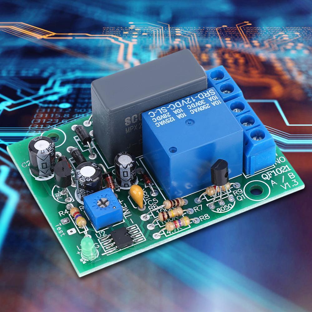 AC 220V Timer Relais Verzögerung Schalter Modul Eingang/Ausgang Verzögerung Aus Schalter Modul Einstellbar Timing Schalten sie Bord rele temporizador