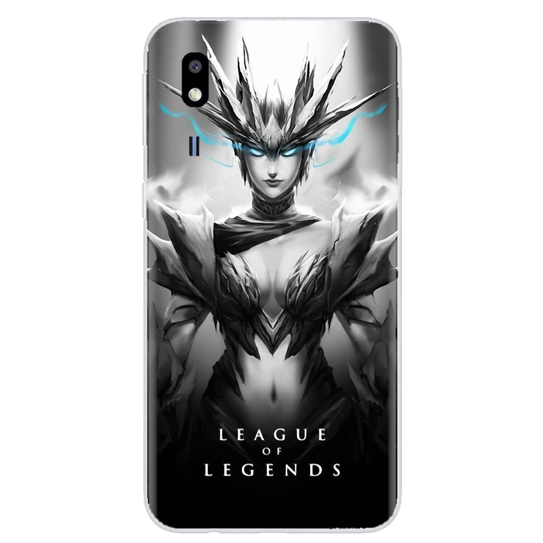 Para Xiaomi Redmi 4A 7A S2 Nota 8 3S 3S 4 4X4 5X5 6 Plus 7 6A Pro teléfono móvil F1 Liga de Leyendas lol yasuo venta al por menor de la caja del teléfono de silicona