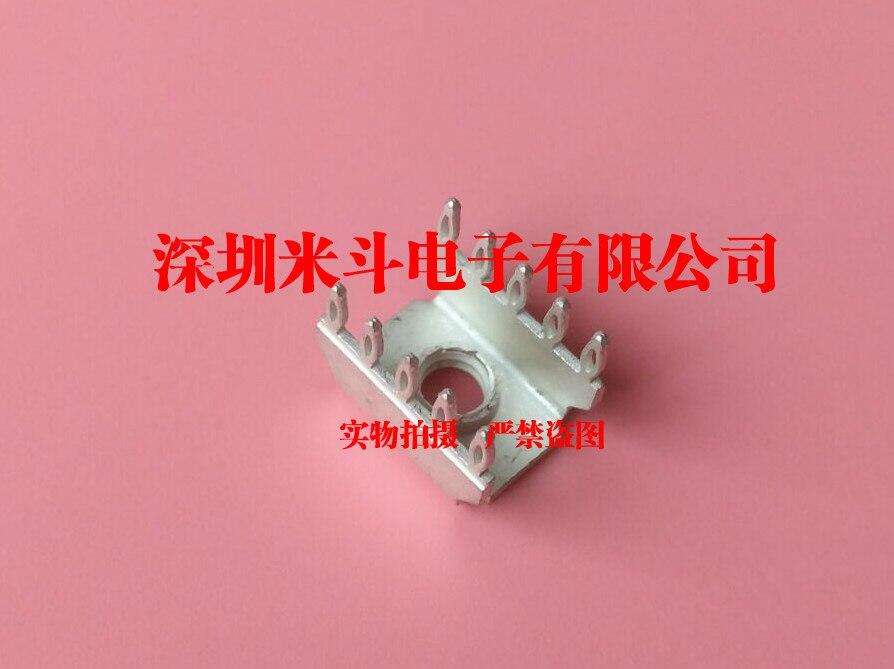 ERNI 214782 Разъем 10 Pin Силовой модуль короткого замыкания