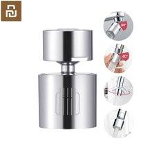 Аэратор для кухонного смесителя Xiaomi Diiib, насадка для крана, барботер, водосберегающий фильтр, брызгозащищенный соединитель, двойная функция