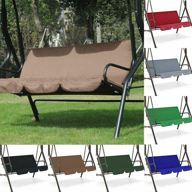 AliExpress - Outdoor Garden Courtyard Swing Seat Cover Easy To Clean Waterproof Suspension Replacement Swing Seat Cover Outdoor Chair Cover