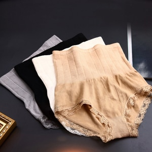 Seamless Lace Women Plus Size 2-Piece High-Rise Panties Women's Underwear Sexy Intimates Women's Lingerie Underwear & Sleepwears