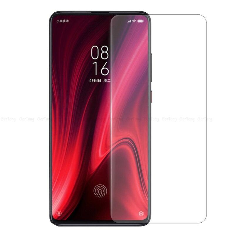 Vidrio templado para Xiaomi mi 9T Pro mi 9 se cc9 e A3 película protectora Protector de pantalla para Xiaomi Red mi K20 Pro K30 K 20 30 vidrio