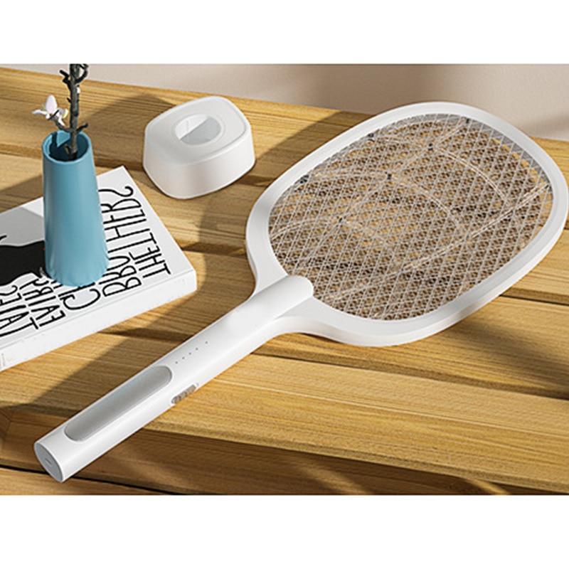 3000V električno ubojica komaraca s UV lampom USB 1200mAh baterija - Vrtni proizvodi - Foto 6