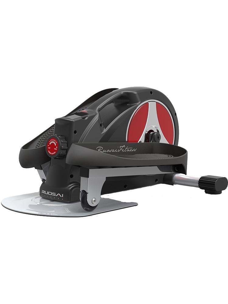 Estados unidos ruosai casa máquina elíptica mini máquina de perda de peso carrinho stovepipe equipamentos fitness mudo casa passo