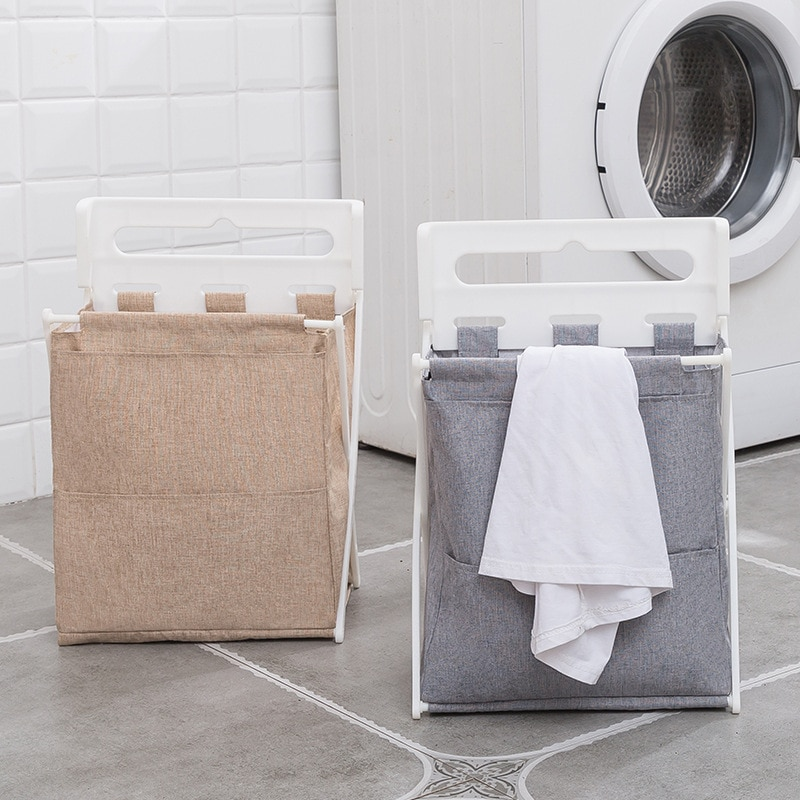 سلة تخزين الملابس المتسخة ، سلة الغسيل المنزلية القابلة للطي ، الحمام ، ألعاب قماش أكسفورد ، حقيبة مقاومة للماء