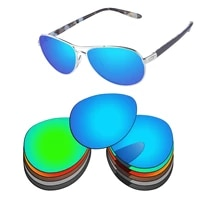 papaviva replacement lenses for authentic tie breaker oo4108 sunglasses polarized multiple options