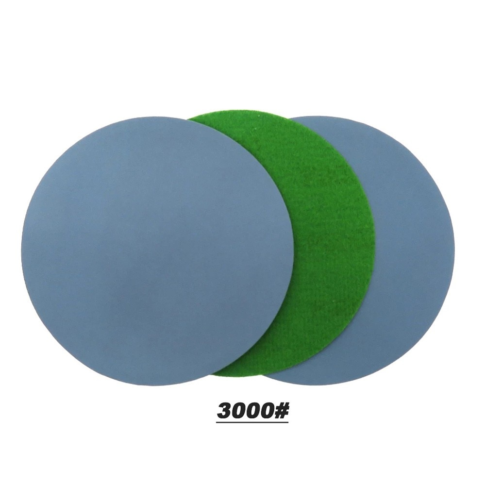 1000/2000/3000/4000/5000/7000Grit Sandpaper Applicable To 5 Inch Polishing Pad