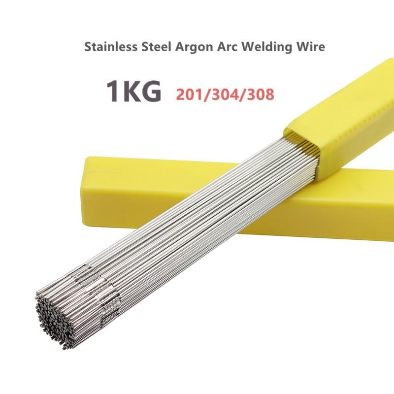 1KG 304/308 Stainless Steel Welding Wire For MIG ARC Welder  Solder Aire Argon Welding Rods