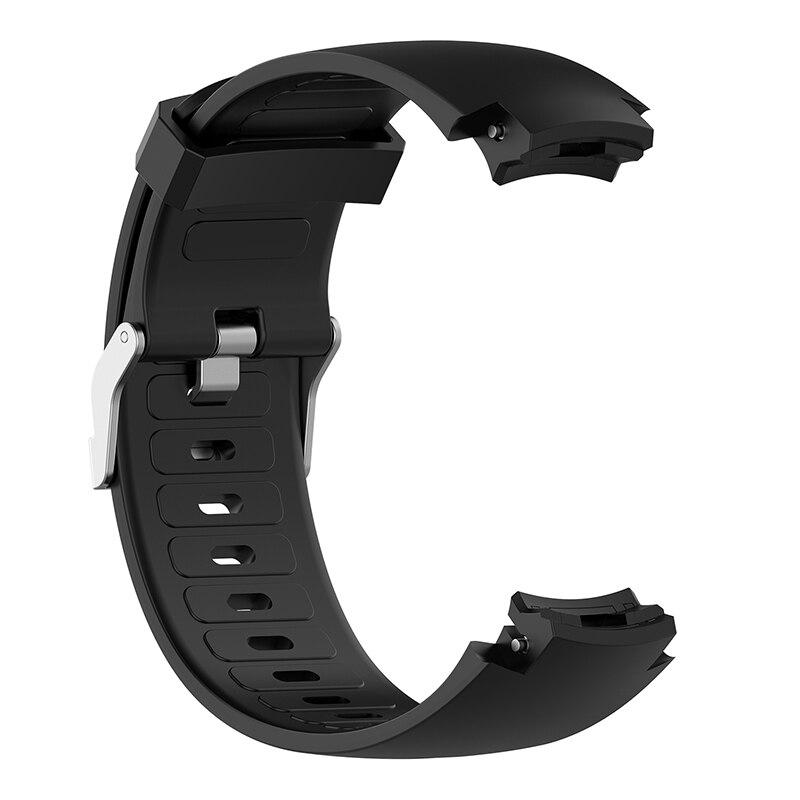 Reemplazo de correa de reloj de silicona para Huami 3 Amazfit Verge A1801 correa de reloj de silicona para Huami 3 Amazfit Verge