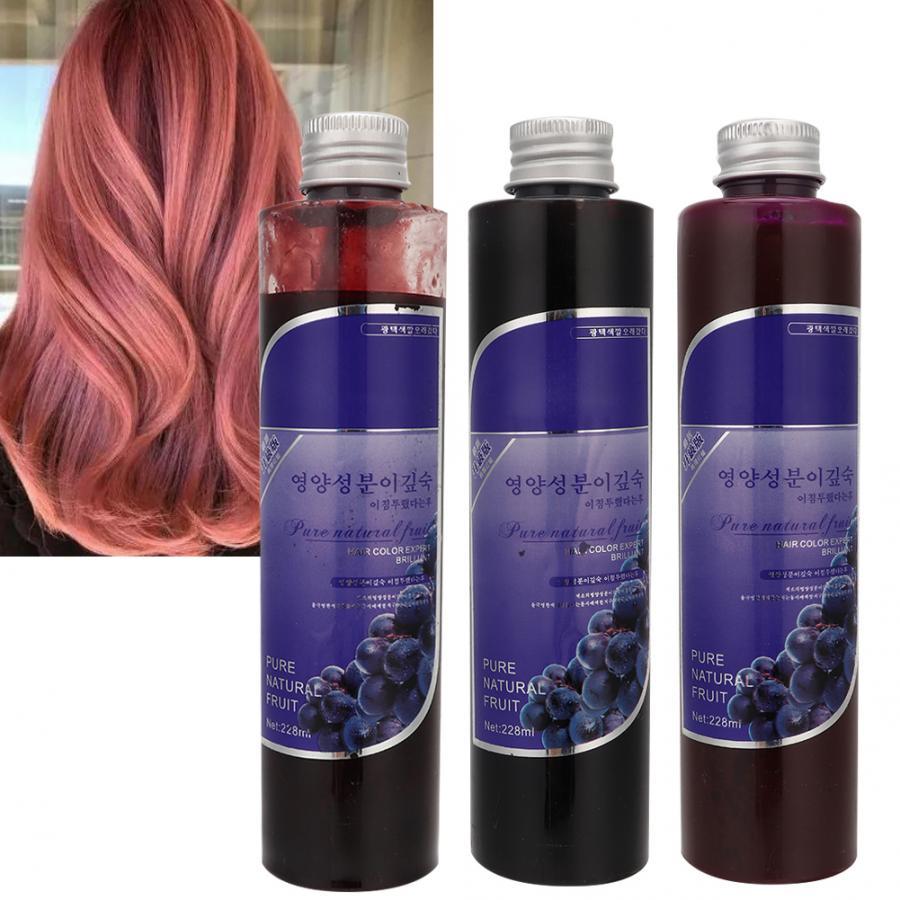 Cera de cabelo vikada coloração do cabelo creme duradouro nutritivo tintura de cabelo cor creme para cuidados com o cabelo do salão de beleza