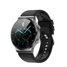 2021 Men Smart Watch IP68 Waterproof Smartwatch Bluetooth Call Watches Fitness Bracelet Tracker For