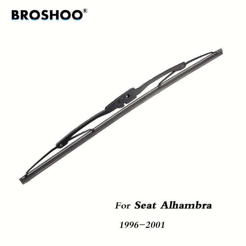 BROSHOO limpiaparabrisas traseros de coche limpiaparabrisas trasero brazo para Seat Alhambra Hatchback...