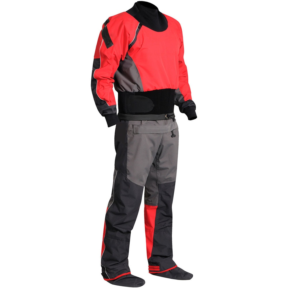 Men's Kayaking Drysuits With Dry Suit Rafting Surfing Outdoor Wading Sports
