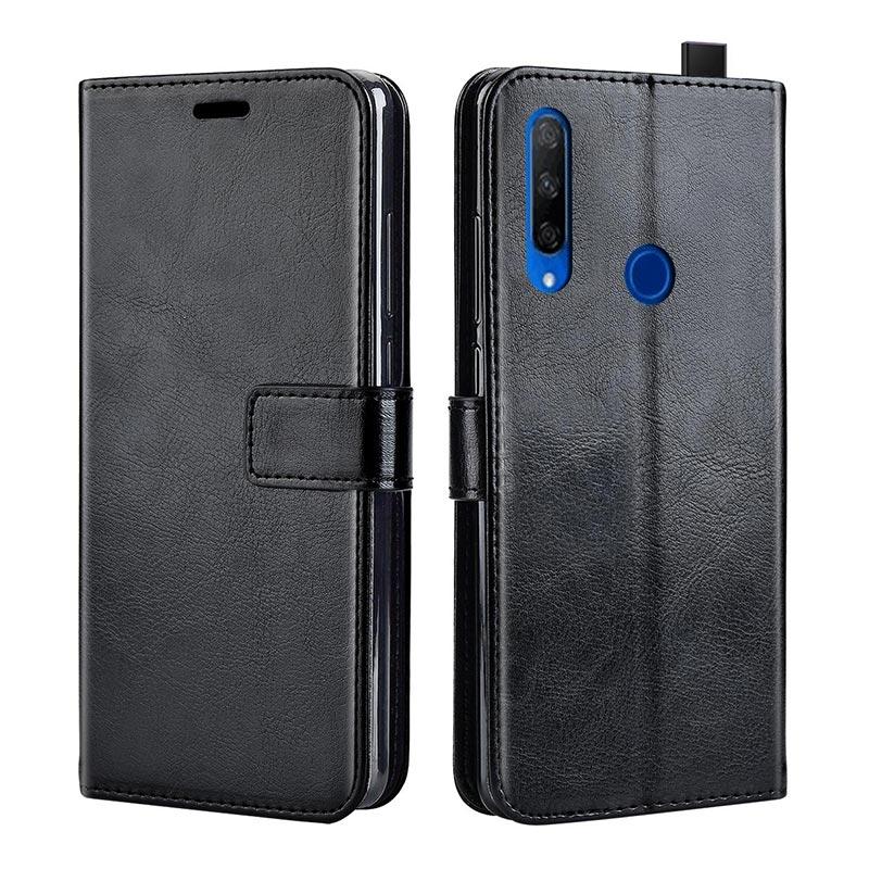 "Роскошный кожаный флип-чехол для Huawei Honor 9X STK-LX1 чехол Чехол на заднюю панель телефона на Honor 9x premium 9 X Honor9X 6,59 ""Чехол"
