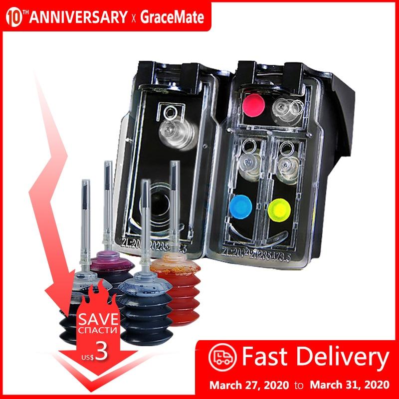 PG 445 PG445 XL CL446 PG-445 CL-446 многоразовые картриджи для Canon Pixma IP2840 MX494 MG2440 MG2540 MG2940 3040
