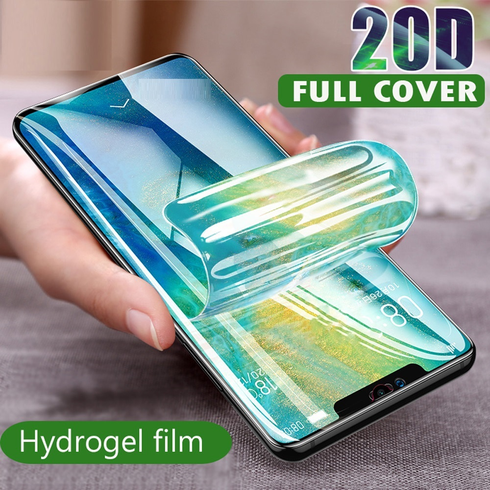 For Screen Protector For LG Q6 Hydrogel Film Ultra-Thin For LG Q6 For LG Q6 Alpha / Q6A Q6 Plus M700N Not Tempered Glass