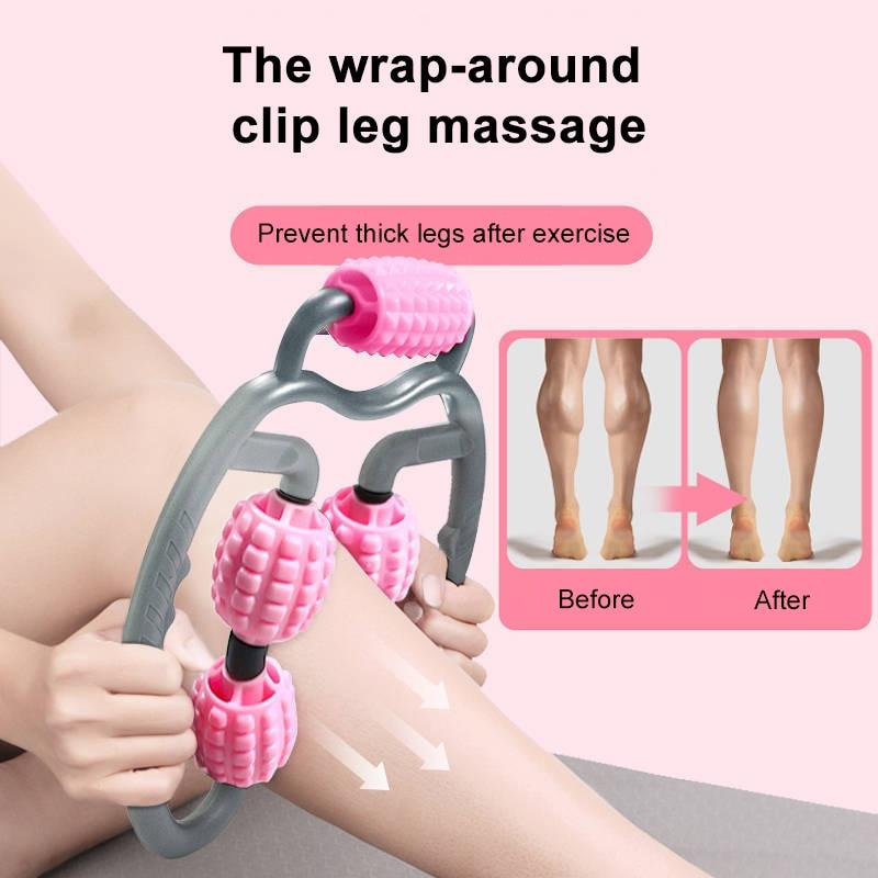 Depois de Trabalhar Muscular para Mulher Bezerro Massageador Yoga Assistência Mais Magro Massagem Edf88