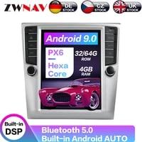android 9 0 6 core vertical tesla screen car gps navigation for volkswagen magotan 2012 2016 stereo head unit multimedia player