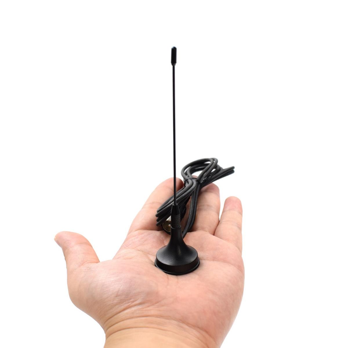 Soonhua antena digital interna 1.5m, 50 milhas 5dbi, cabo de tv para receptor digital dvb t freeview hdtv amplificador de ganho