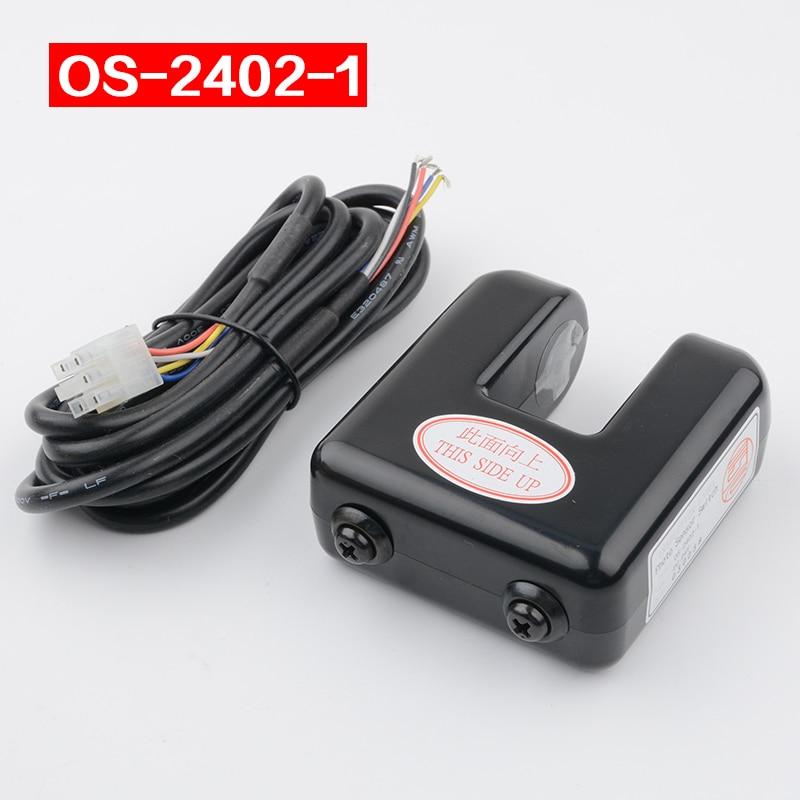 المنتج أوضاعا OS-2402-1 فوجي سرير مسطح الاستشعار OS-2433-1 الكهروضوئي التبديل استشعار المصاعد