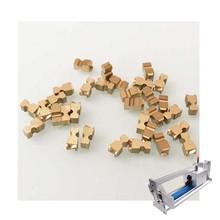 Police de numéro pour la machine de feuille de codage (0-9 chacun 6 pièces, EXPLOTMFG chacun 2 pièces, symboles 6 pièces)
