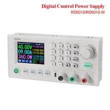 12A 720W contrôle numérique alimentation cc à cc réglable alimentation régulée Varible linéaire paillasse alimentation laboratoire vie