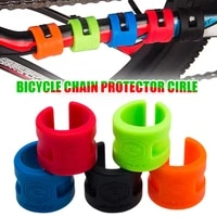 4pcs bike chainstay protector bicycle chain stay guards protector for mountainhighway bikes bicycle protective gear