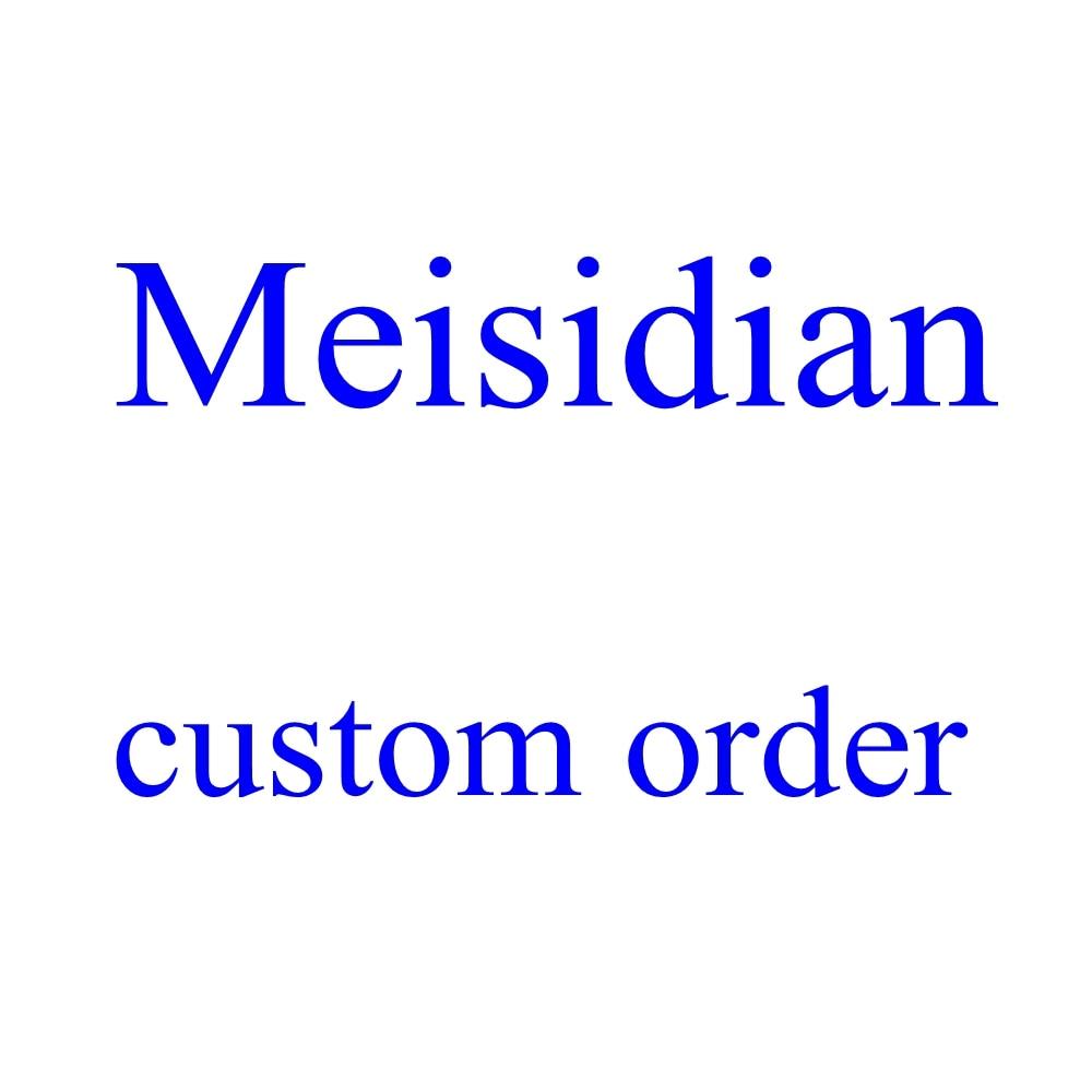 Meisidian Custom Moissanite Diamond