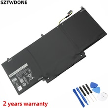 SZTWDONE DGGGT Laptop Battery for DELL XPS 11 XPS11-1308T XPS11-1508T XPS11-2408T XPS11D-1308T XPS11