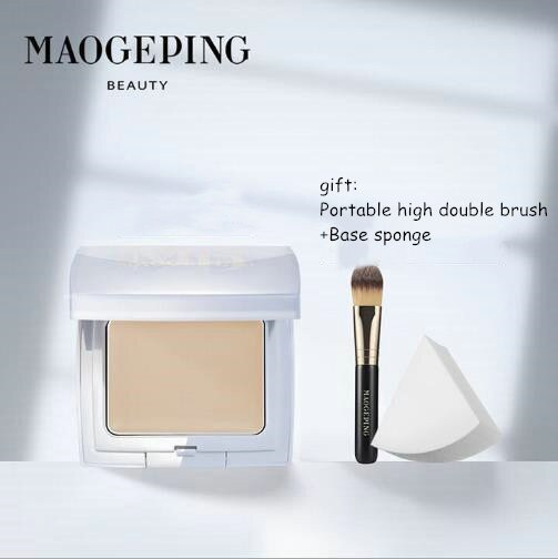 MAOGEPING Light And Shadow Shaping High Gloss Powder Cream Face And Body Three-Dimensional Brighteni