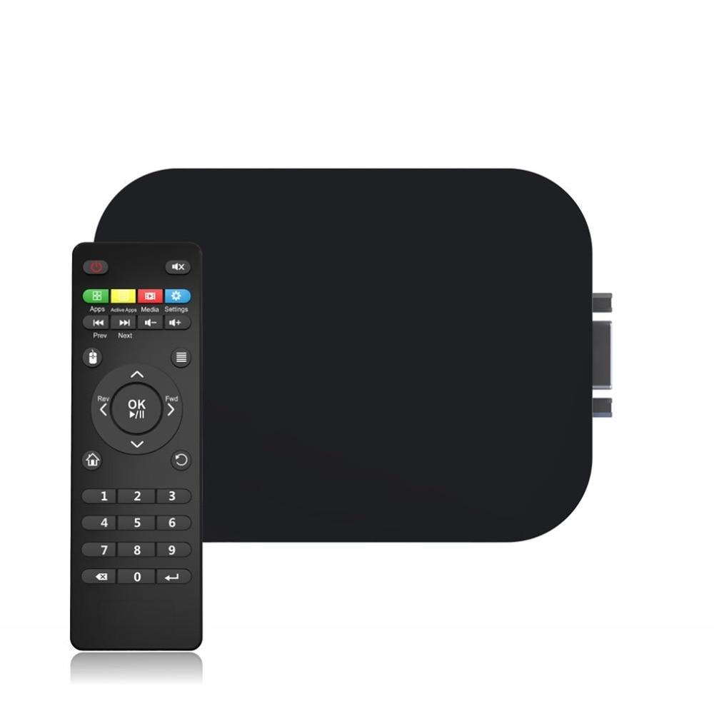 Mini portátil hd completo 1080 p media player seguro digital/mmc mkv usb vga flash drive para 2 tb disco rígido externo plugue da ue