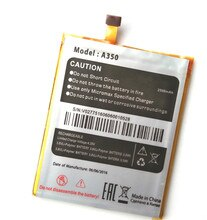 Nouveau 2500mah batterie pour Micromax toile chevalier A350 téléphone portable intelligent