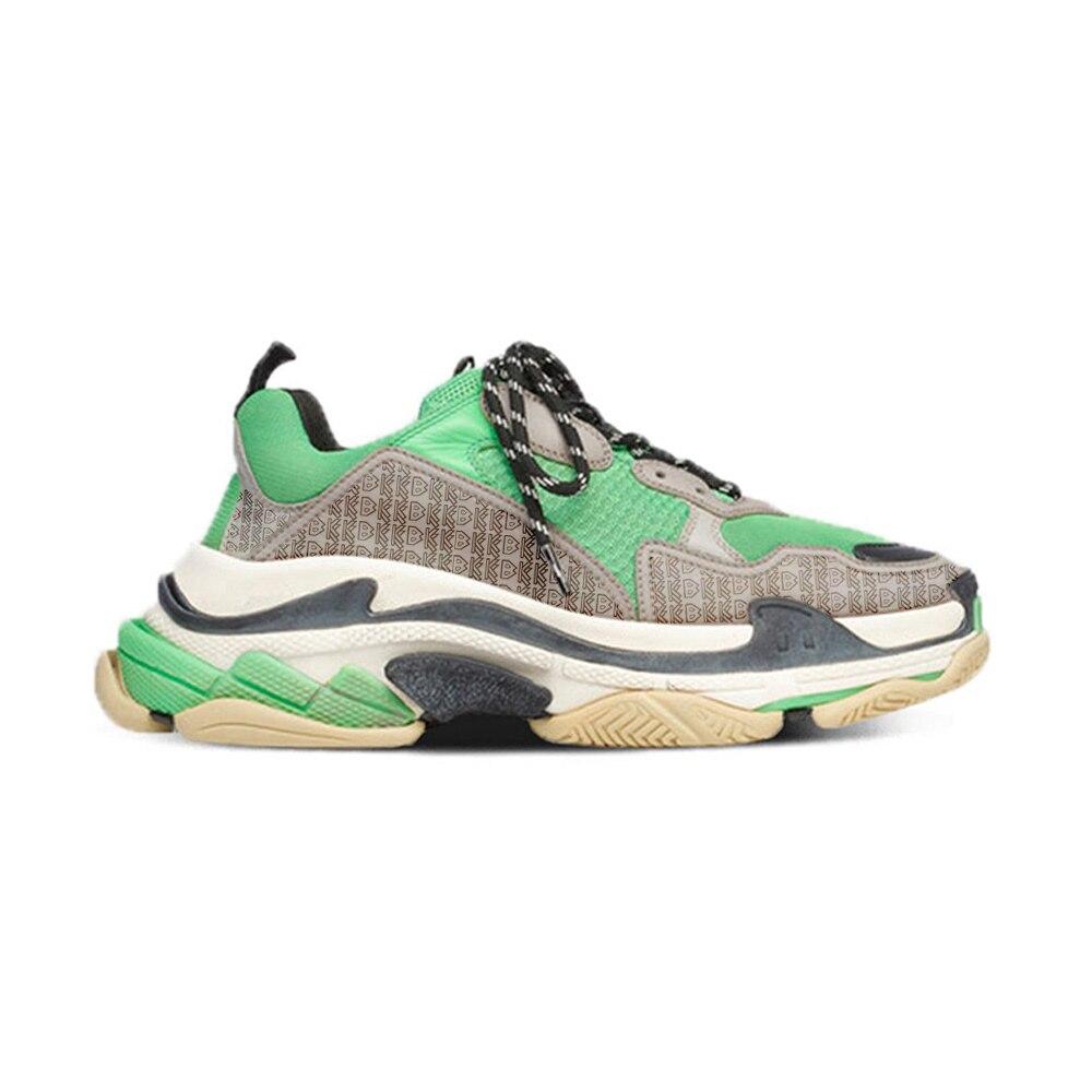WFMD BLCG الثلاثي S أحذية رياضية # wfmd26A