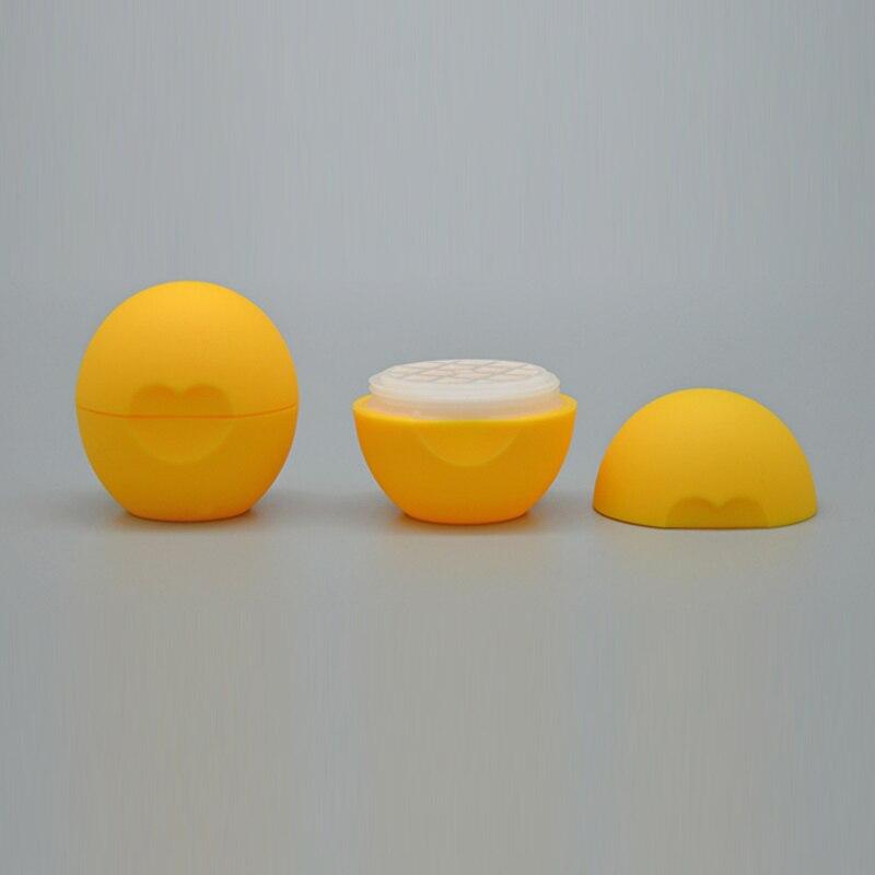 DIY botes de embalaje de bálsamo labial 7g para el molde rojo, verde, amarillo, Morado, paquete de herramientas cosméticas 50 unids/lote